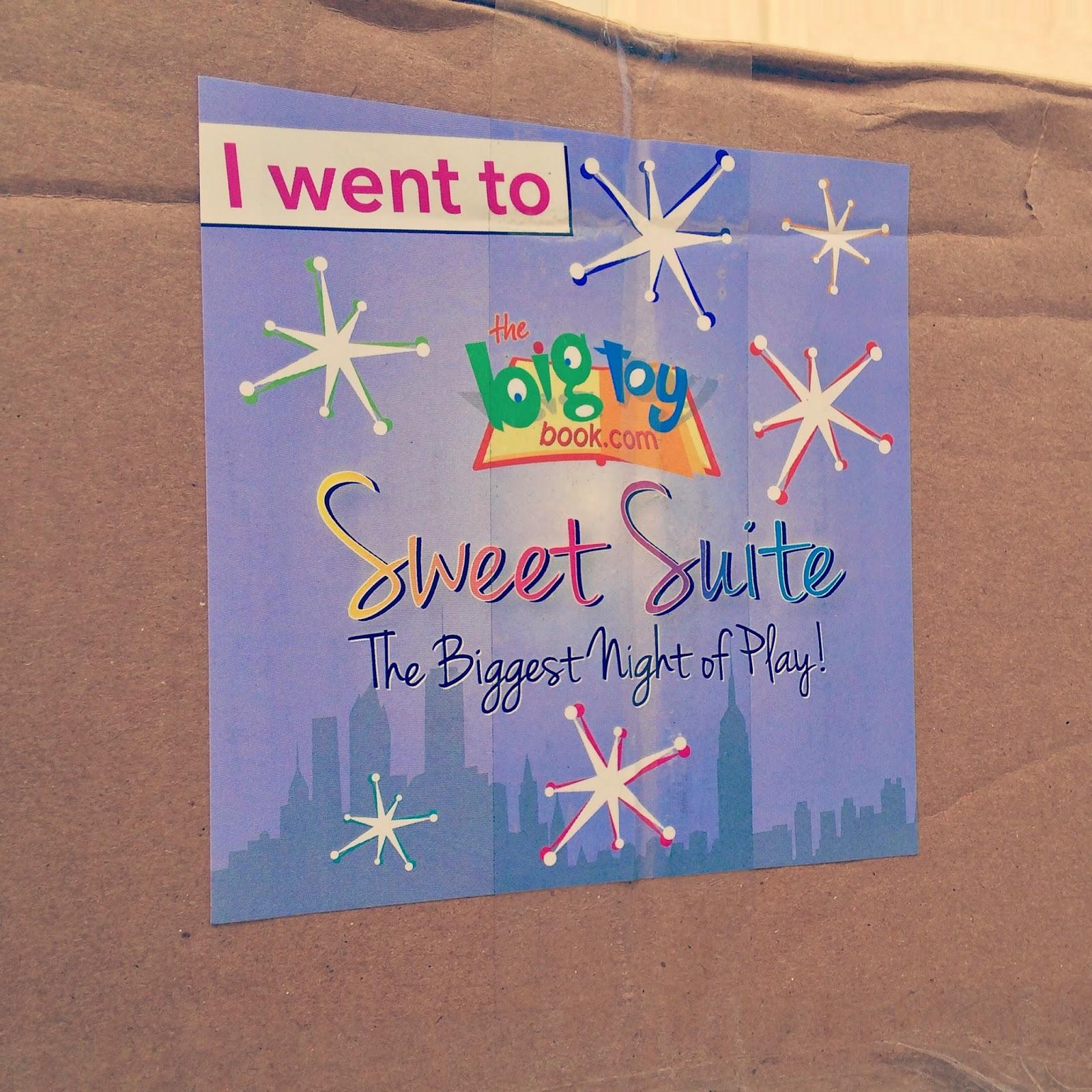 #SweetSuite14 #BBNYC