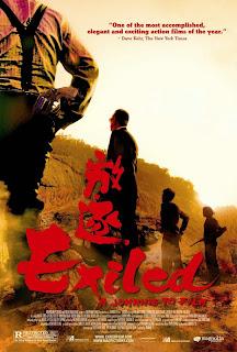 Exiled – Sürgün filmini Türkçe Dublaj izle