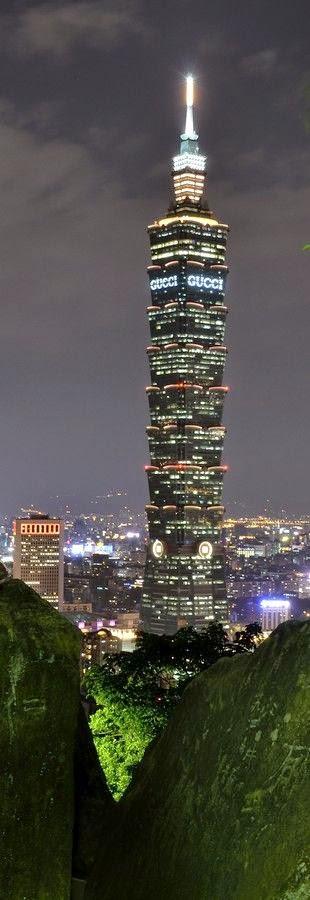 Taipei 101, The Taipei World Financial Center, Taiwan