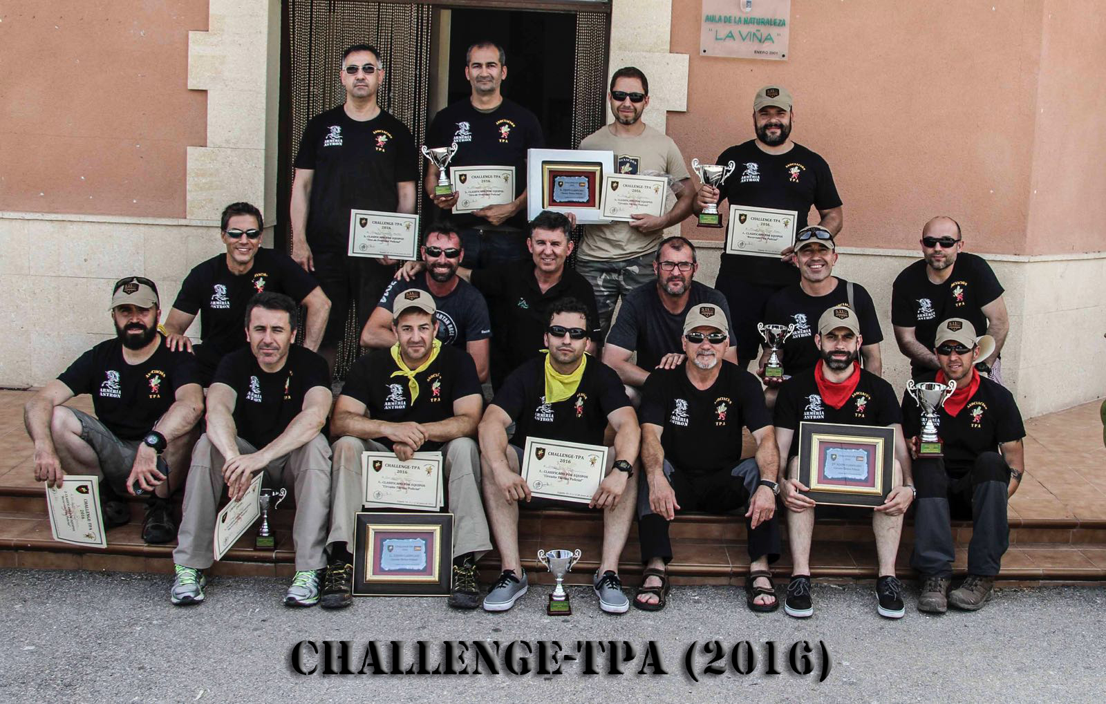 CHALLENGE-TPA (2016)