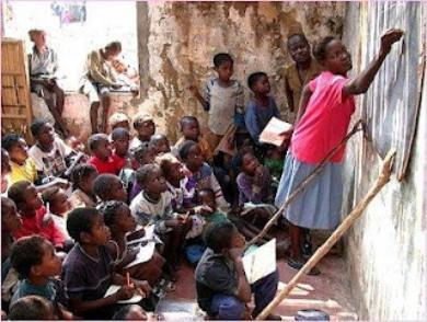 Angola: E OS PROFESSORES?