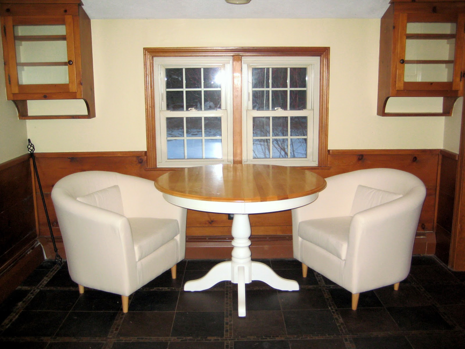 Craigslist Dining Set Do Over X 2 & Happily Barefoot: Craigslist Dining Set Do Over X 2