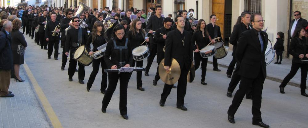 Semana Santa - Banda Sinfónica Ciudad de Baeza