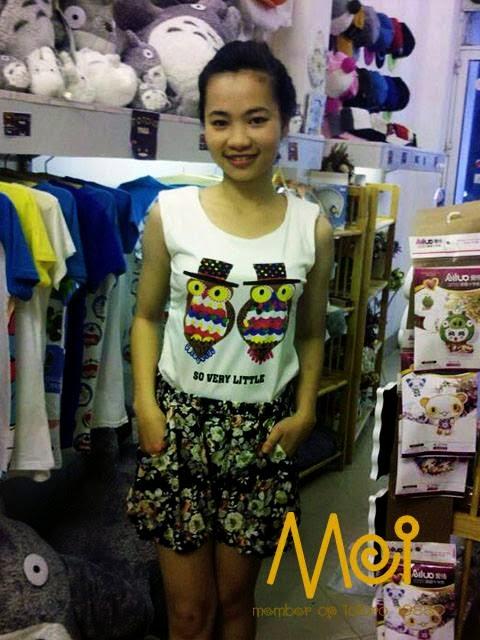 Chích Chòe hay còn được gọi là Miss Oanh Meo