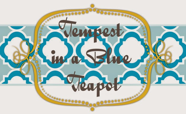 Tempest in a Blue Teapot