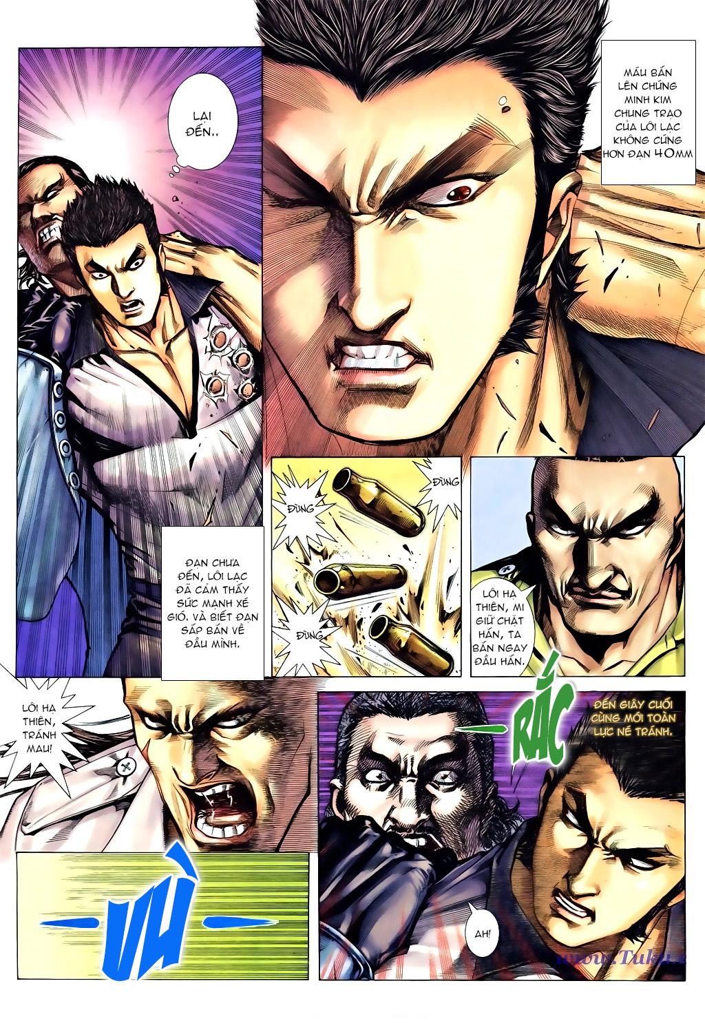 Á Châu Hùng Sư Chap 5 - Next Chap 6
