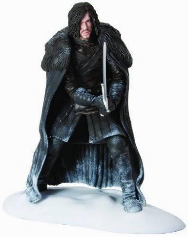 Figura de Jon Nieve, por Dark Horse