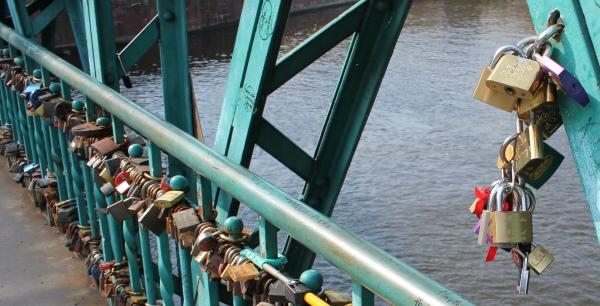 Wrocław Most Miłości