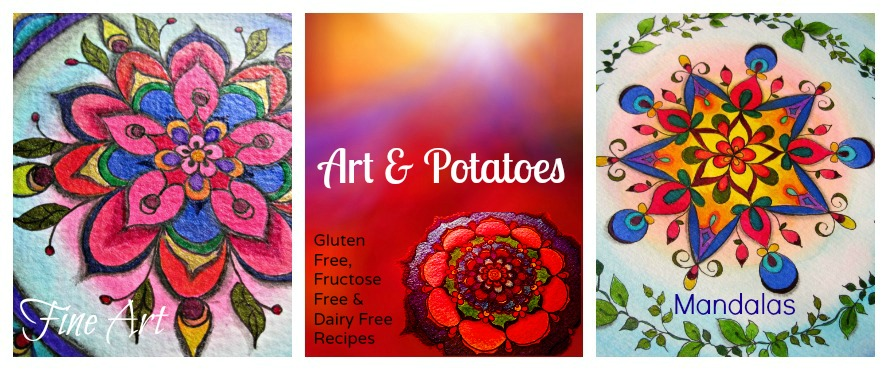 Art & Potatoes