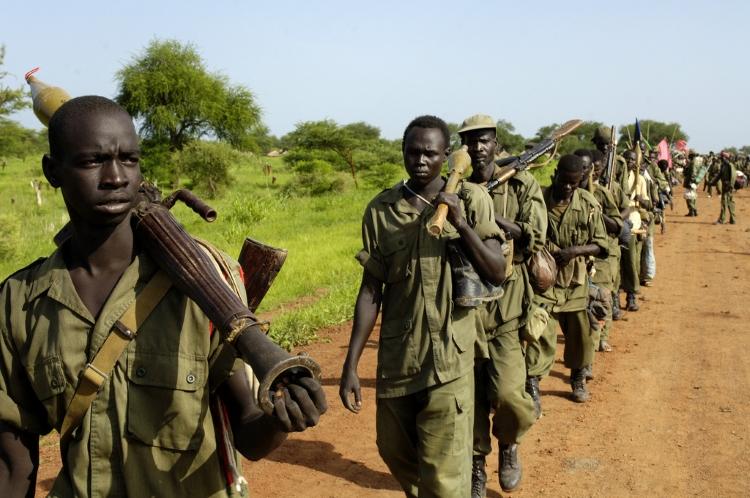 armée du Soudan