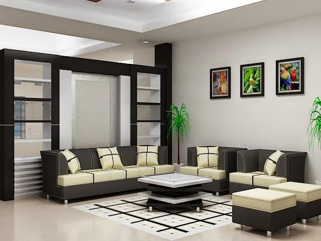 Foto Interior Desain Rumah Minimalis 5