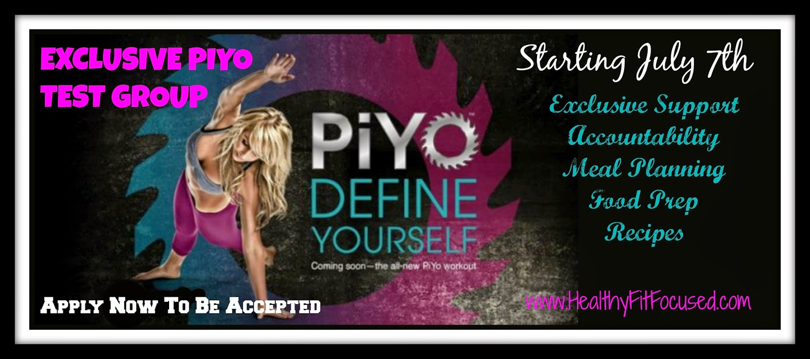 Piyo test group, Exclusive Piyo Test Group
