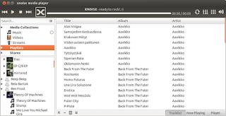 Xnoise, el reproductor todo en uno, instalar Xnoise en ubuntu