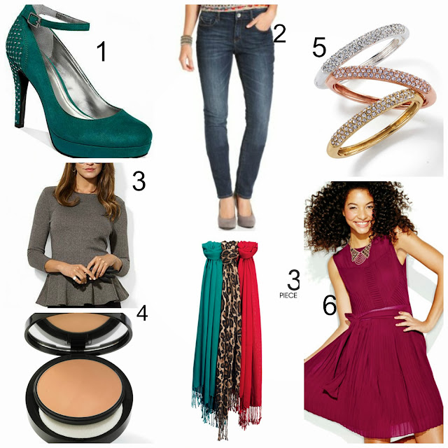 Skinny jeans for big tummy, sparkle bangles, teal scarf