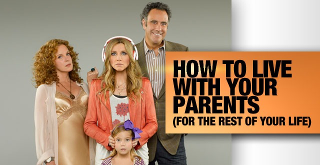 Free Download How To Live With Your Parents - Season 1 Episode 7 - S01E07 - RMVB/MKV (Download)