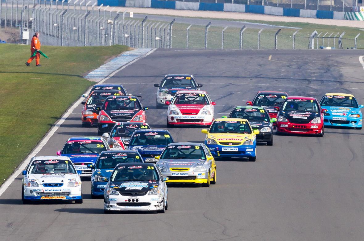 Tegiwa Civic Cup, VTEC is kicking in yo, Honda, auta do sportu
