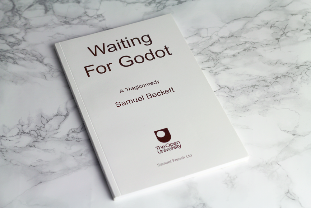waiting for godot essays religion