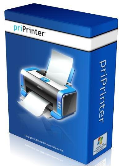 priPrinter Professional 6.1.2 Build 2314 Final DC 01.09.2014