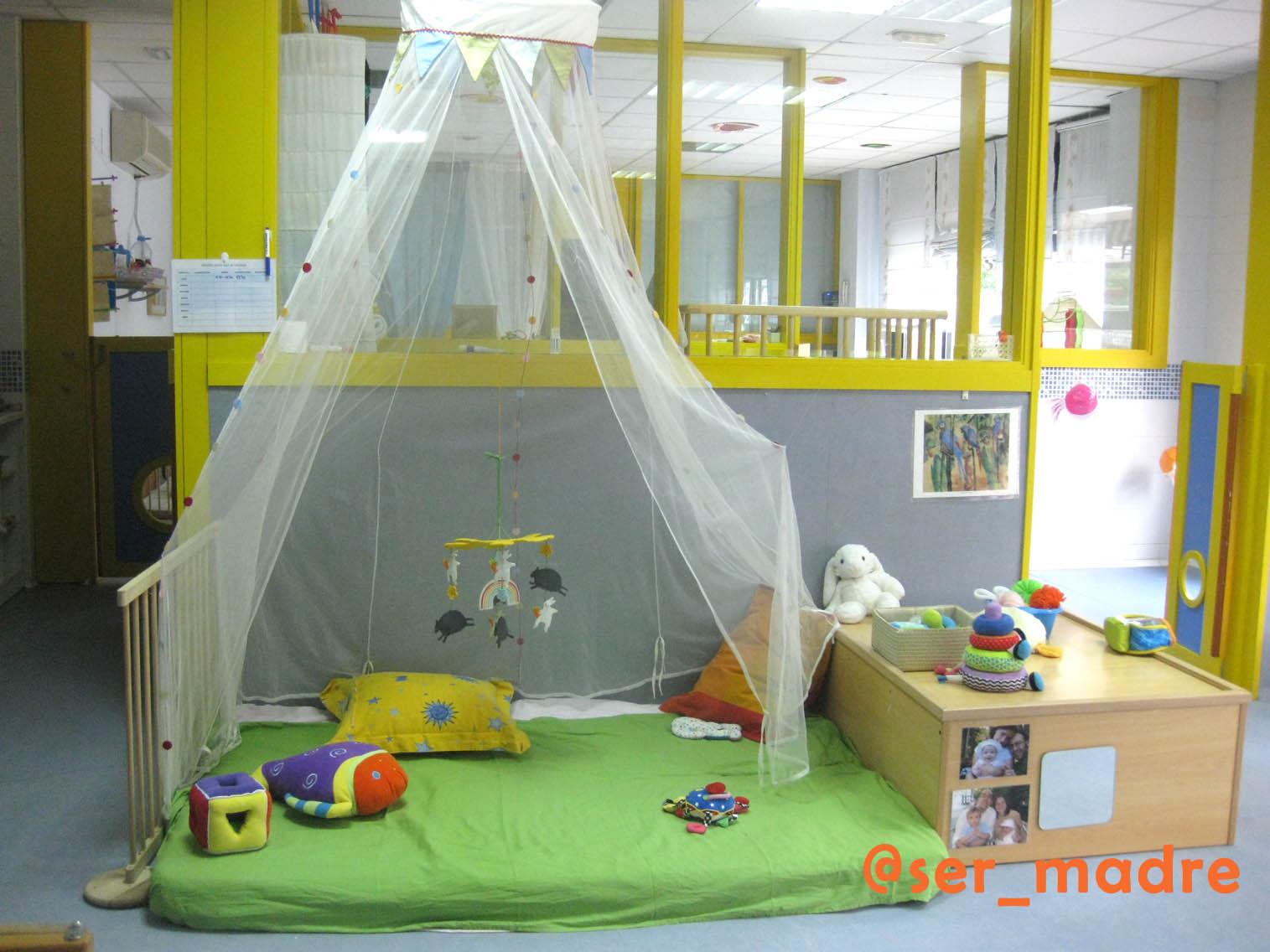Baños Infantiles Para Guarderias:Aprendiendo a Ser Madre: Escuela Infantil vs Guardería