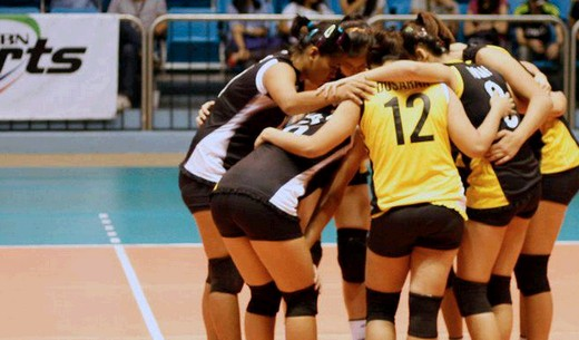 uaap season 75 women s volleyball campaign the ust women s volleyball