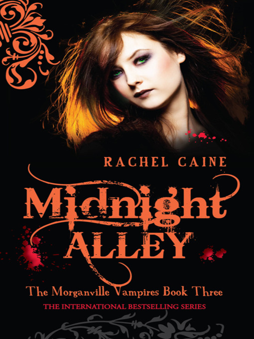 Book cover of midnight alley morganville vampires 3 by rachel caine