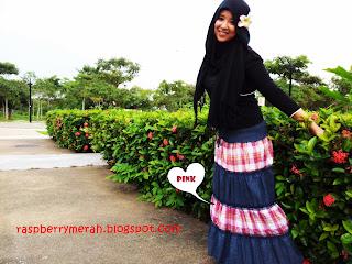 skirt labuh muslimah, maxi skirt, skirt lycra, skirt, maxi skirt blogspot