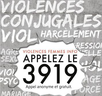 « Des femmes nous appellent au 3919 parce qu'elles ont peur de mourir »