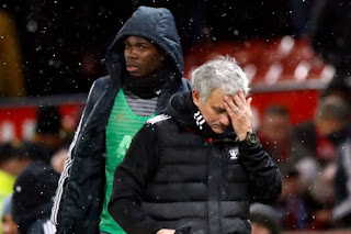 Premier League: Mourinho speaks on Paul Pogba's display against West Brom