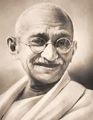 por un Mundo Mejor: Mahatma Ghandi