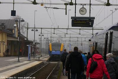 Luleå järnvägsstation