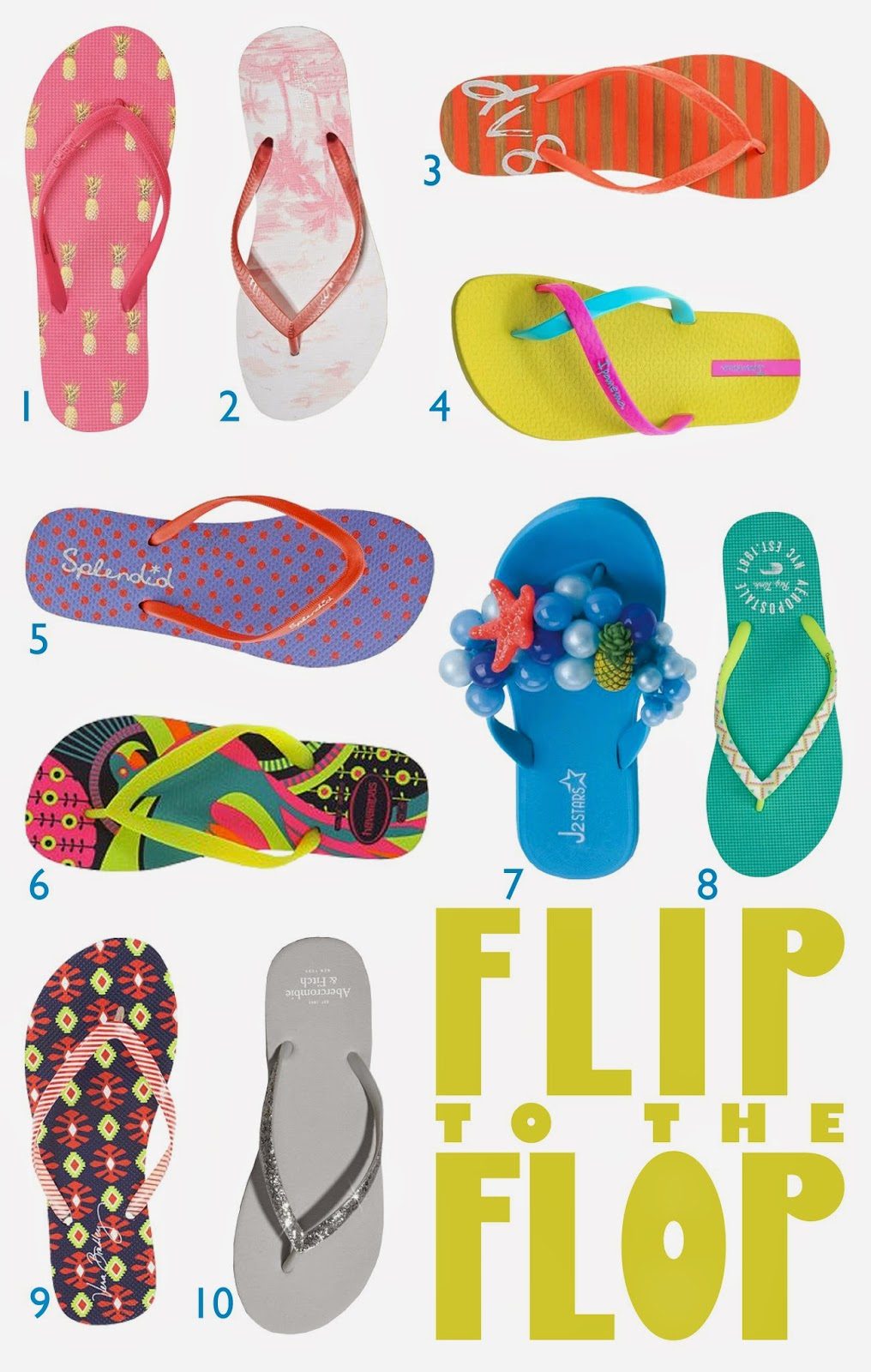 cute-flip-flops, shopping-for-flip-flips, thong-sandals