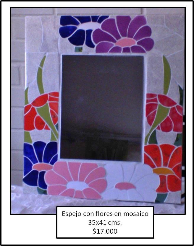 Mosaico: Espejos
