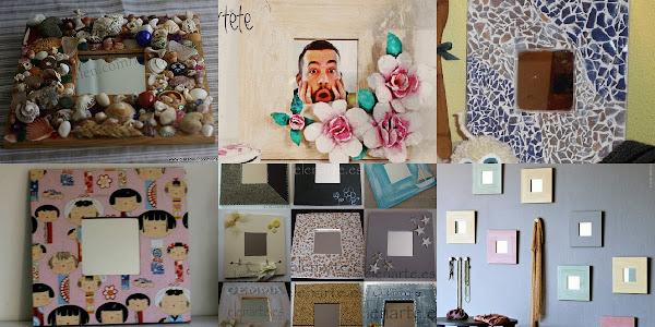 Espejos De Decoracion Ikea ~ Espejos malma de Ikea reconvertidos Decoraci?n  General Sarzena