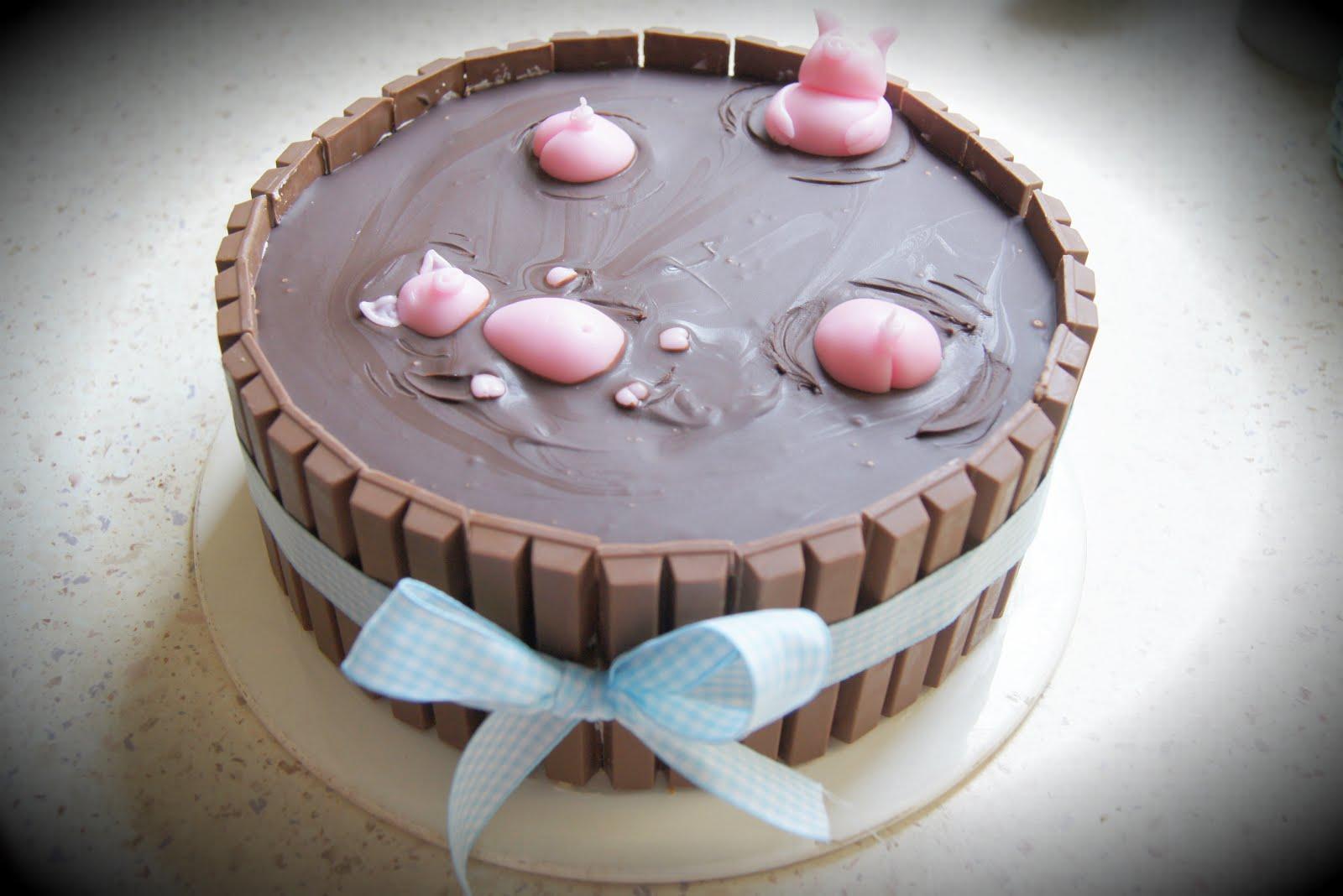 Tort na 4 urodziny