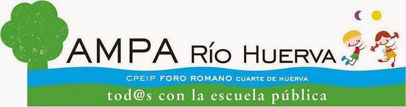 "A.M.P.A. ""RÍO HUERVA"" FORO ROMANO"