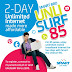 Smart Bro UnliSURF 85: Unlimited internet for 2 days is now made affordable!