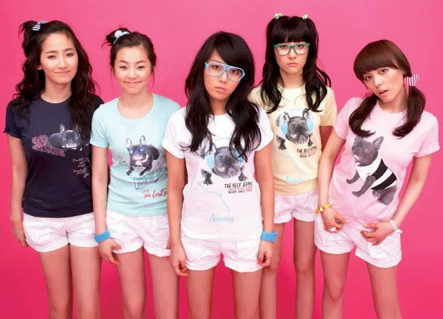 Gambar Wonder Girls