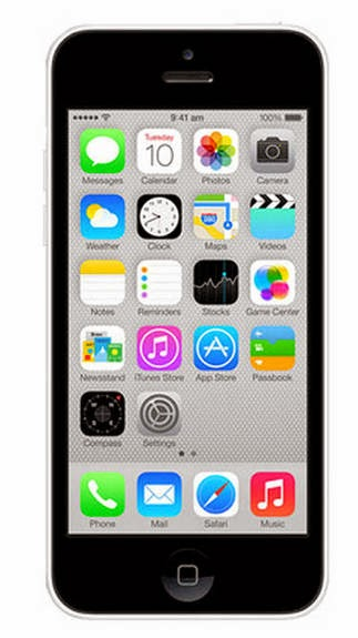 PayTM : Buy Apple iPhone 5C 32 GB (White) at Rs. 28408 only
