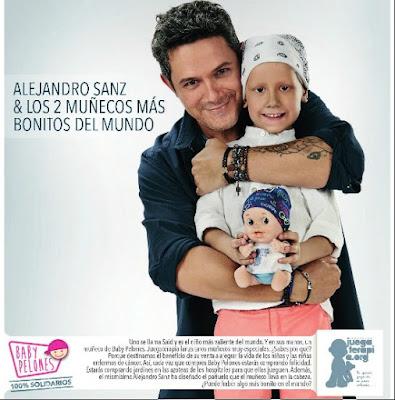 alejandro sanz baby pelones 2015