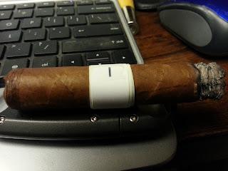 H. Upmann (Cuba) Connoisseur No. 1 Second Third