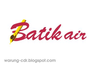 free download logo batik air vector warung cdr