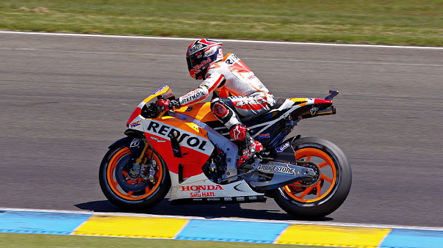 Foto Marc Marquez MotoGP 15