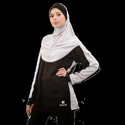 Grosir Baju Senam Muslim Murah Terbaru 2015