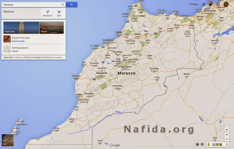 Carte du Maroc Carte du Maroc - Plans, Cartes et Itinéraire