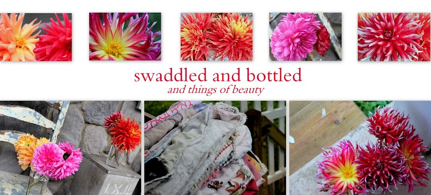 Swaddled and Bottled