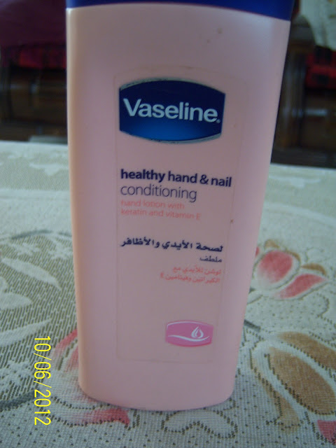 Vaseline Healthy Hand and Nail