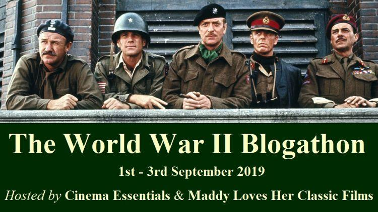 The World War II Blogathon