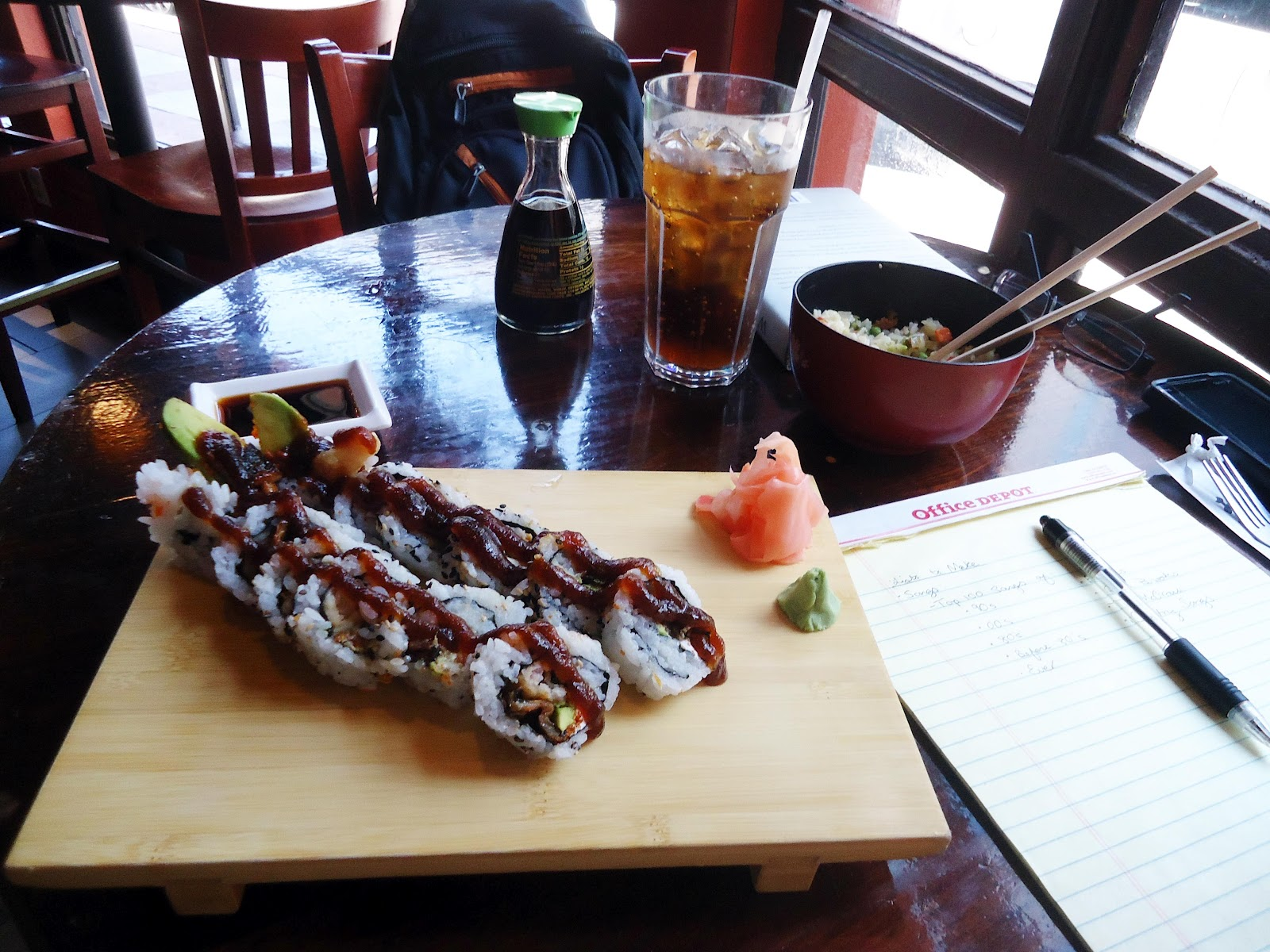 The Part Time Top Ten Restaurants in the Tallahassee Area The