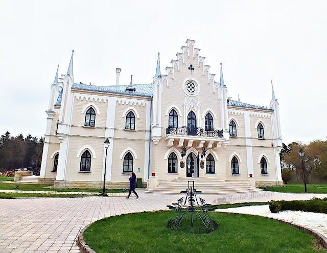 palatul ruginoasa iasi