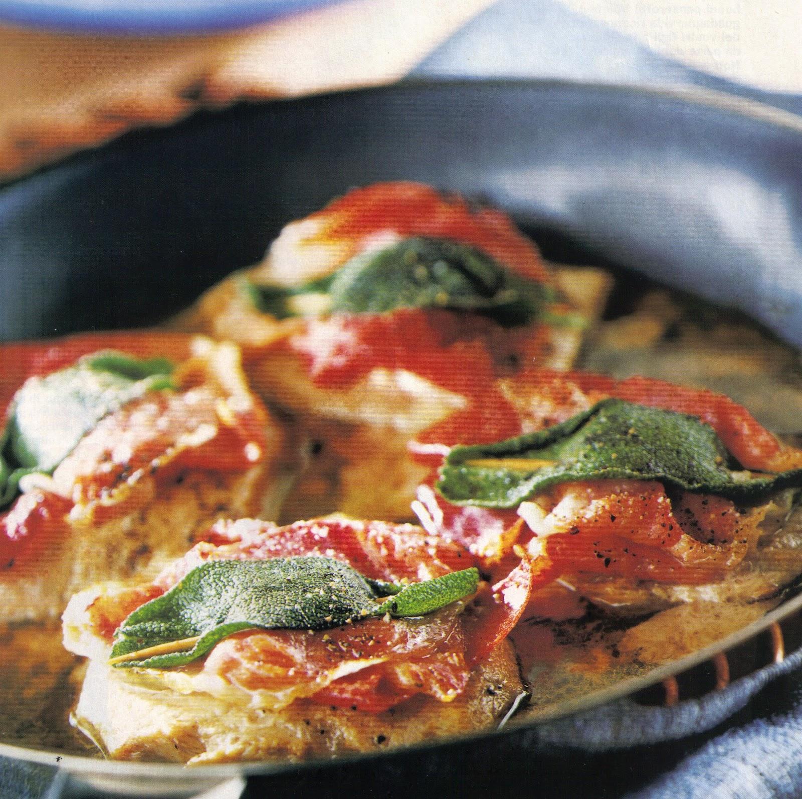 Saltimbocca alla romana forse il piatto italiano pi noto for Pasta tipica romana